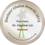 Psychiatry Nominee - Doctor's Choice Awards 2015